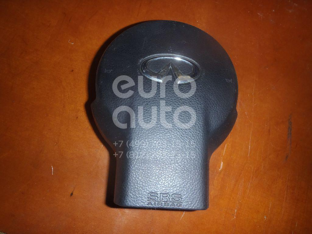 Подушка безопасности в рулевое колесо для Infiniti FX (S50) 2003-2007 - Фото №1
