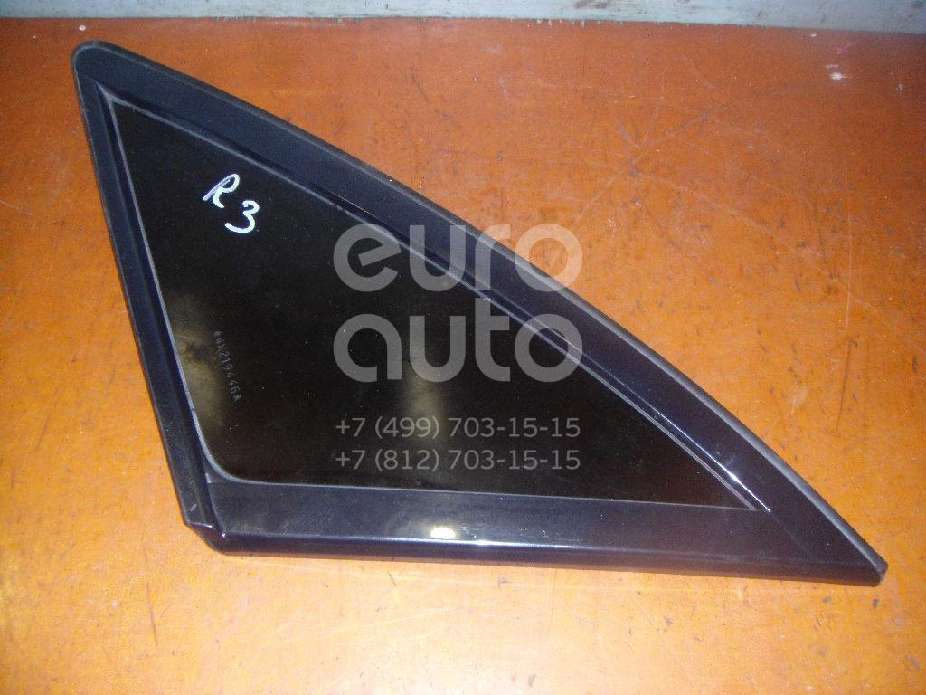 Стекло кузовное глухое правое для Infiniti FX (S50) 2003-2007 - Фото №1