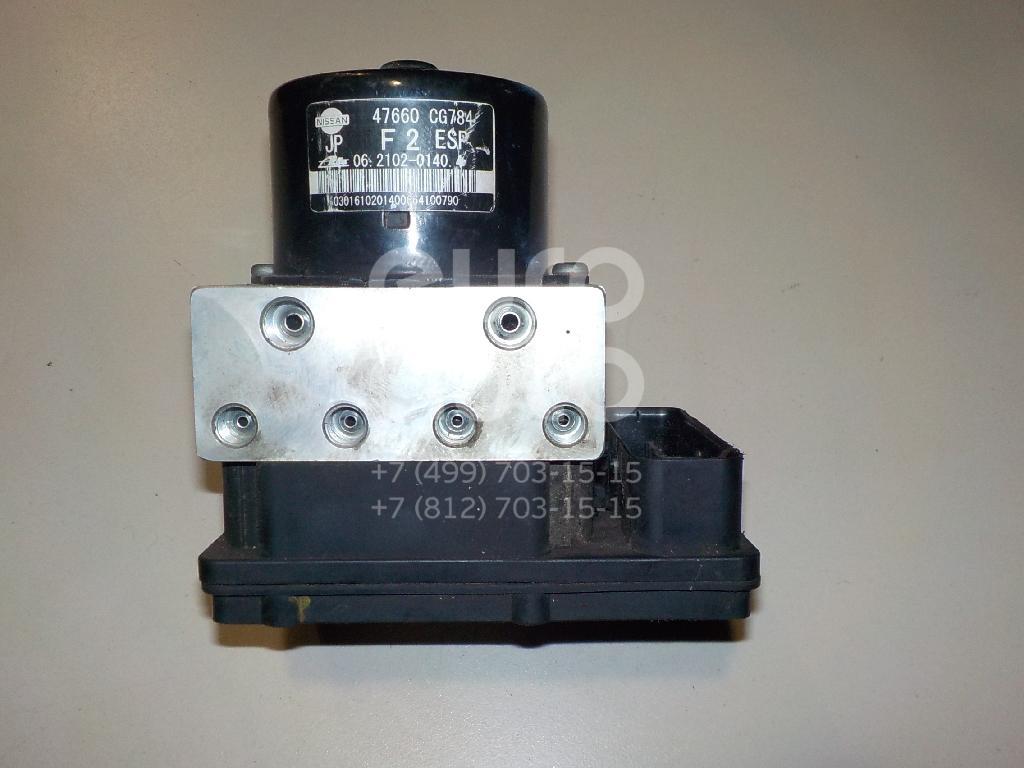 Блок ABS (насос) для Infiniti FX (S50) 2003-2007 - Фото №1