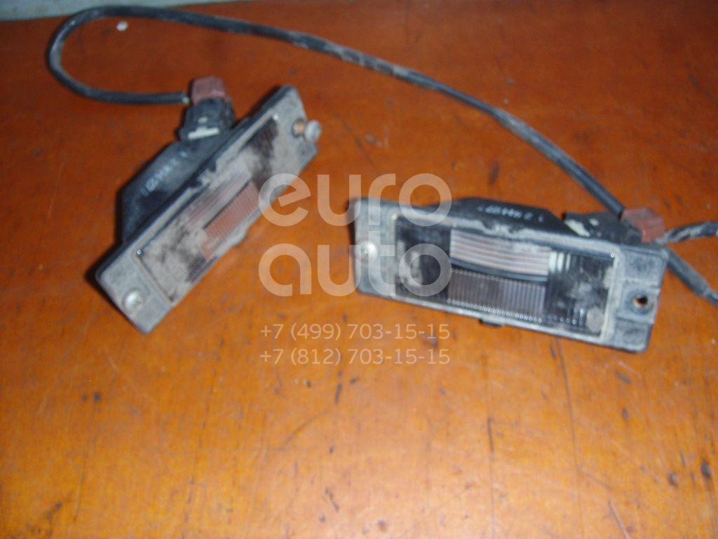 Фонарь подсветки номера для Mitsubishi Space Star 1998-2004 - Фото №1