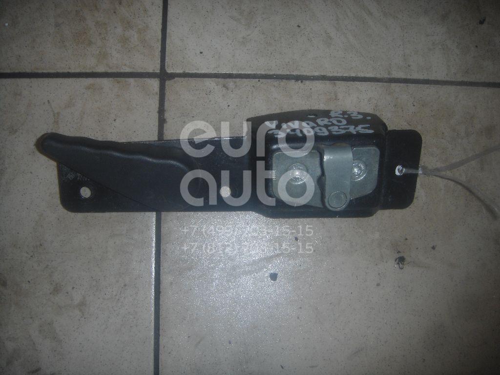 Ручка двери задней внутренняя правая для Opel,Renault Vivaro 2001>;Trafic 2001-2014 - Фото №1