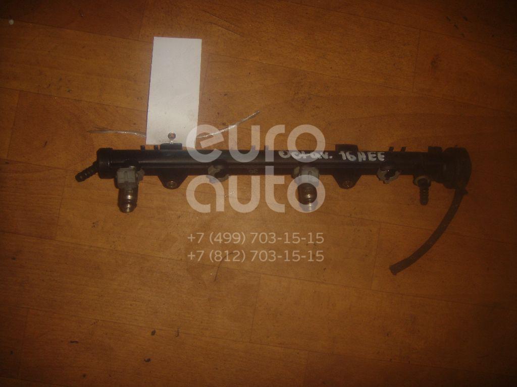 Рейка топливная (рампа) для Skoda,VW Octavia 1997-2000;Golf III/Vento 1991-1997;Polo 1994-1999;Felicia 1998-2001 - Фото №1