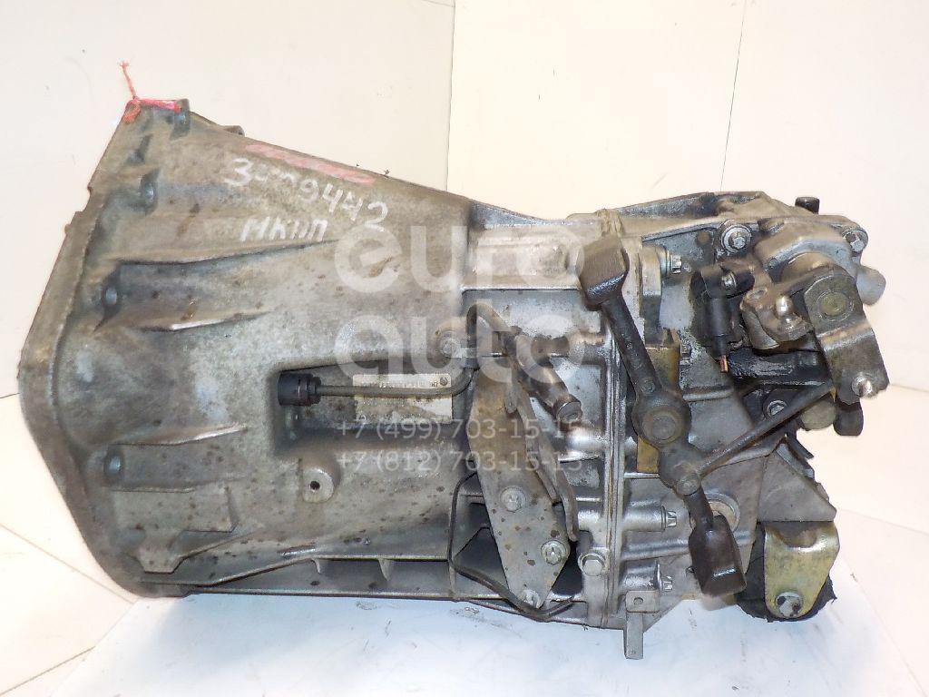 МКПП (механическая коробка переключения передач) для Mercedes Benz Sprinter (901-905)/Sprinter Classic (909) 1995-2006 - Фото №1