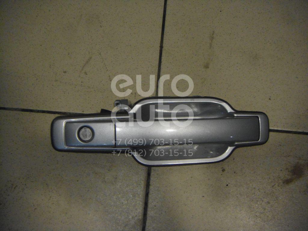 Ручка двери передней наружная правая для Ssang Yong Kyron 2005> - Фото №1