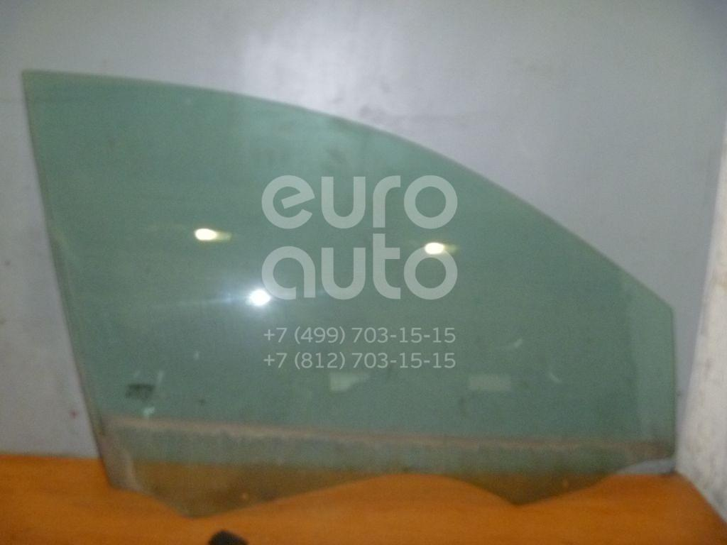 Стекло двери передней правой для Renault Megane II 2003-2009 - Фото №1