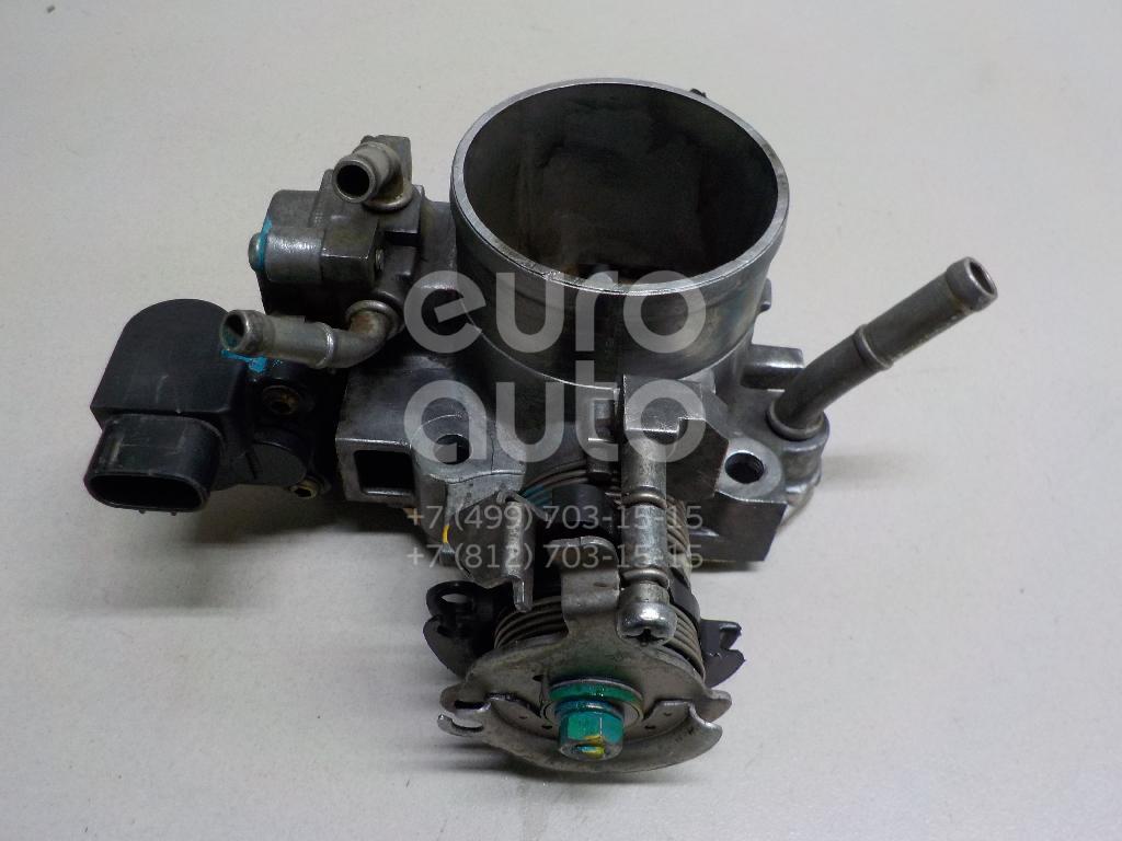 Заслонка дроссельная механическая для Honda Accord VII 2003-2007 - Фото №1