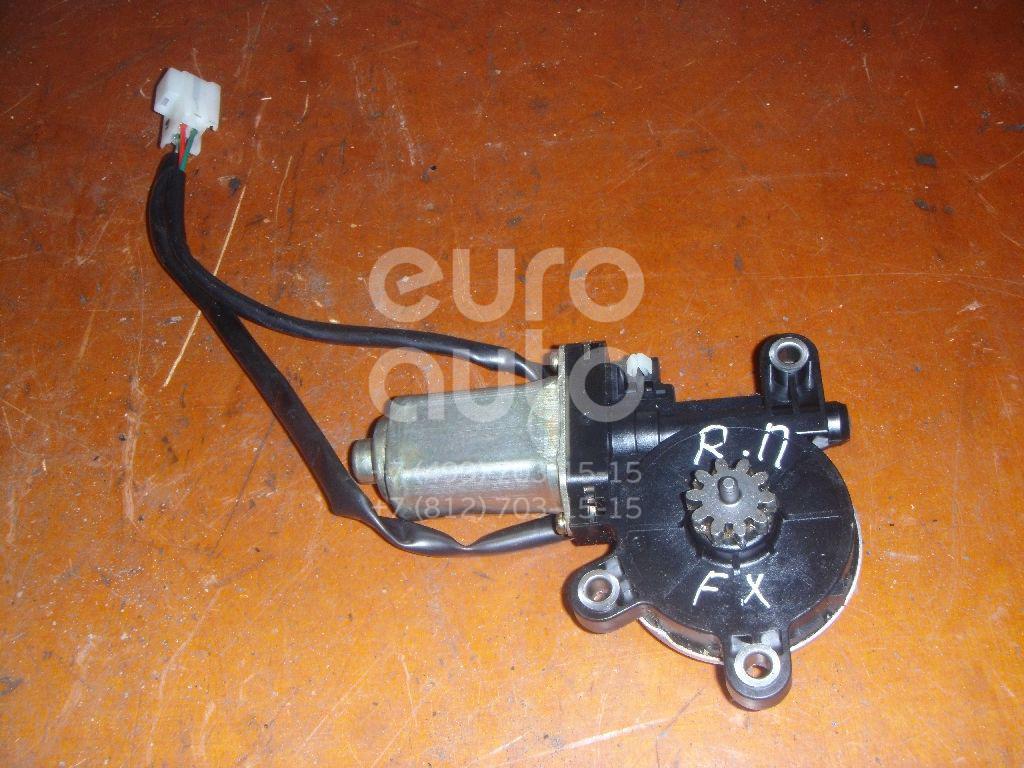 Моторчик регулировки сиденья для Infiniti FX (S50) 2003-2007 - Фото №1