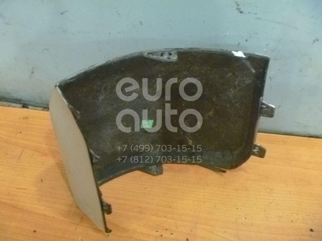 Накладка заднего бампера левая для Citroen C4 Grand Picasso 2006-2014 - Фото №1