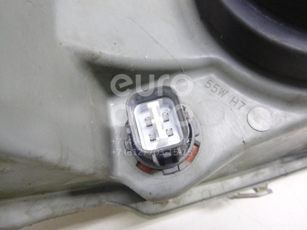 Фара левая для Honda Accord VI 1998-2002 - Фото №1