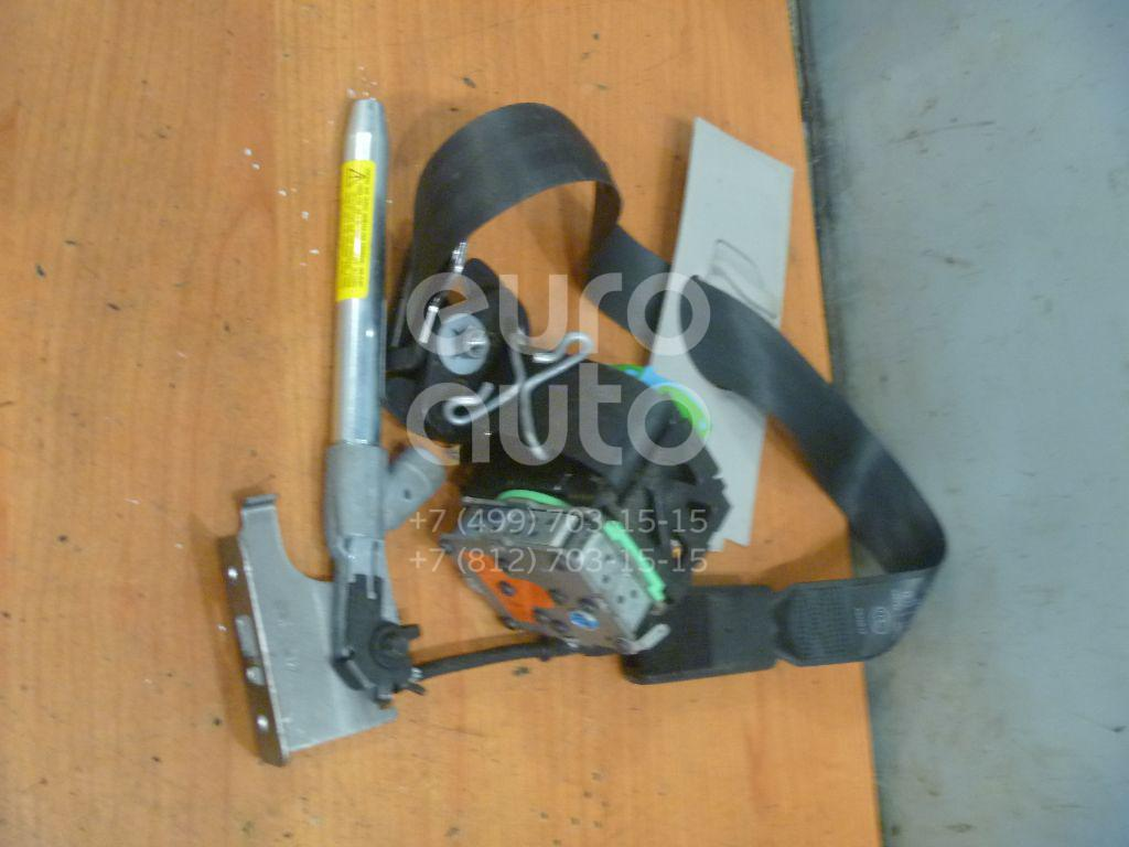 Ремень безопасности с пиропатроном для Citroen C4 Grand Picasso 2006-2014 - Фото №1