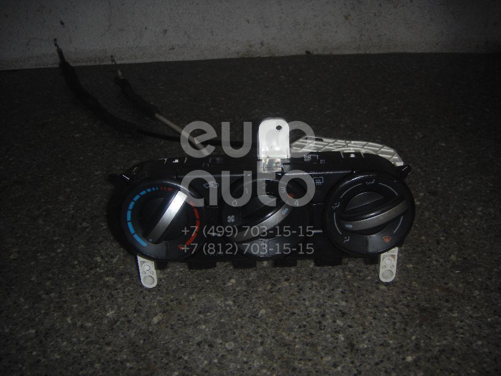 Блок управления отопителем для Nissan Qashqai (J10) 2006-2014;Qashqai+2 (JJ10) 2008-2014 - Фото №1