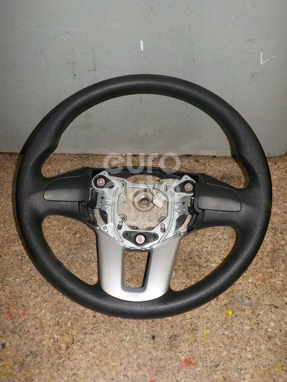 Рулевое колесо для AIR BAG (без AIR BAG) для Kia Sportage 2010-2015 - Фото №1