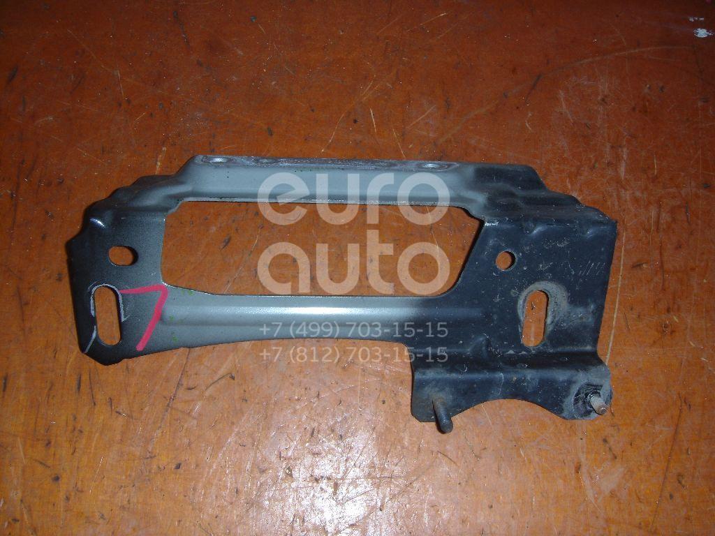 Кронштейн усилителя переднего бампера левый для Mazda CX 7 2007-2012 - Фото №1