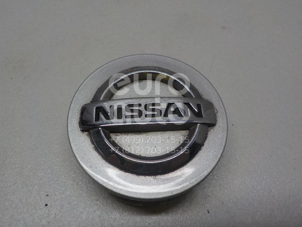 Купить Колпак декор. легкосплавного диска Nissan Primera P12E 2002-2007; (40342AV610)