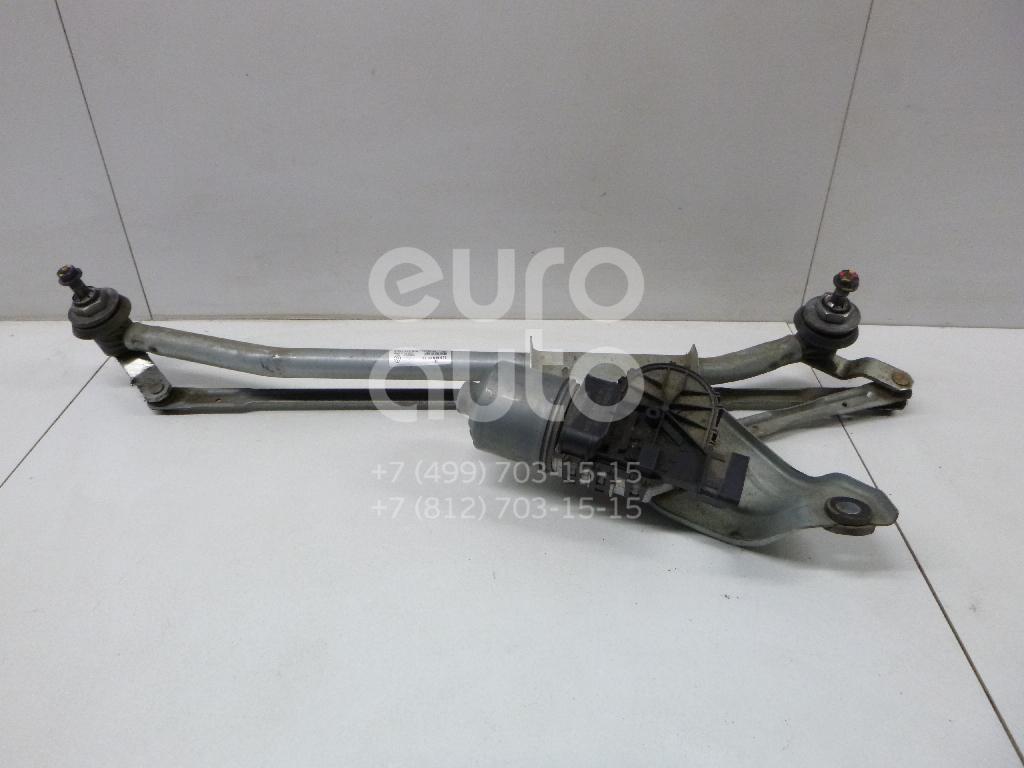 Купить Трапеция стеклоочистителей Renault Sandero 2009-2014; (8200619512)