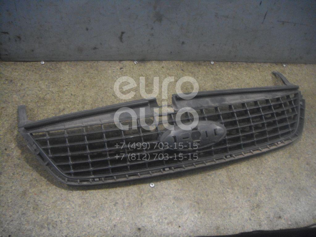 Решетка радиатора для Ford Mondeo IV 2007-2015 - Фото №1