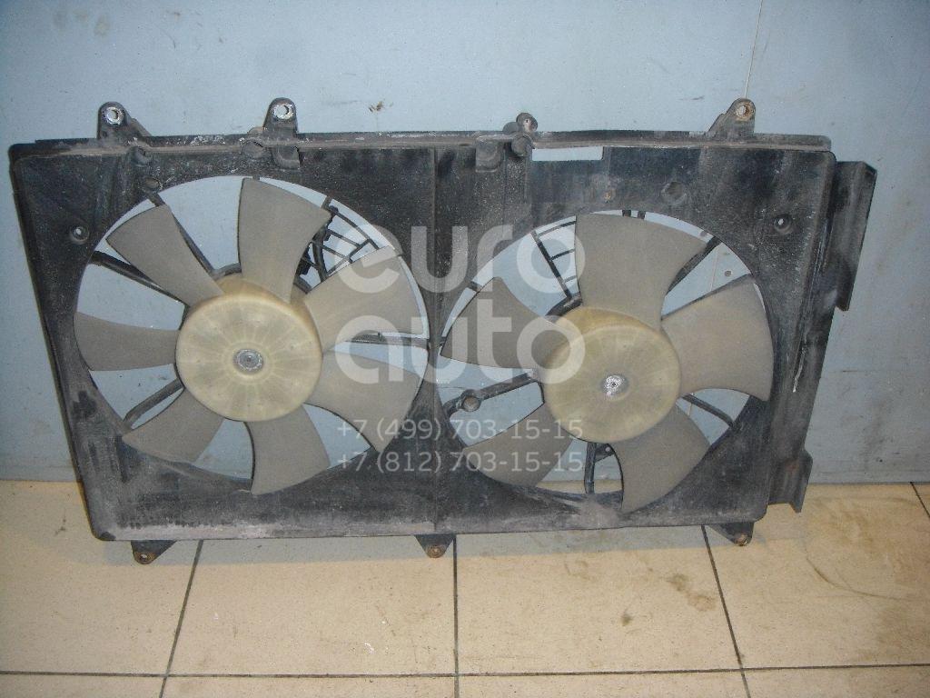 Вентилятор радиатора для Mazda CX 7 2007-2012 - Фото №1