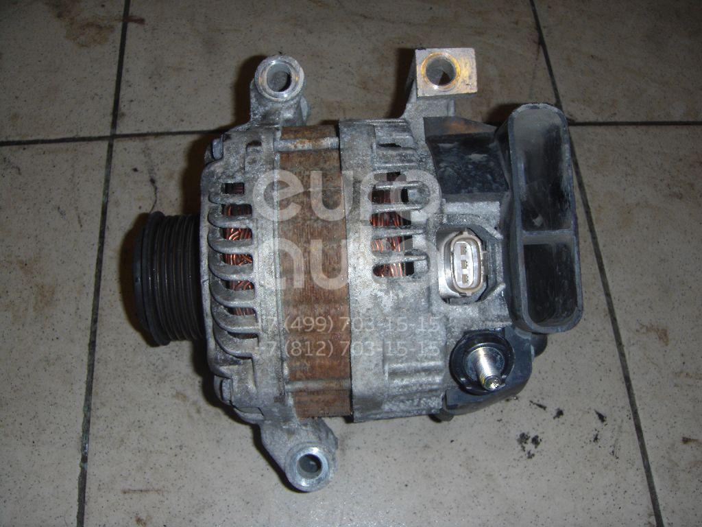 Генератор для Mazda CX 7 2007>;Mazda 6 (GG) 2002-2007;Mazda 3 (BK) 2002-2009 - Фото №1