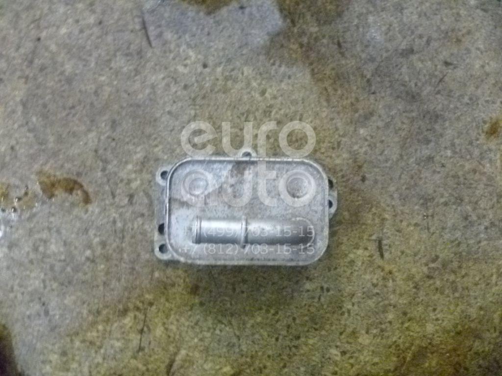 Радиатор масляный для Citroen C4 Grand Picasso 2006-2014;C4 Picasso 2006-2014 - Фото №1