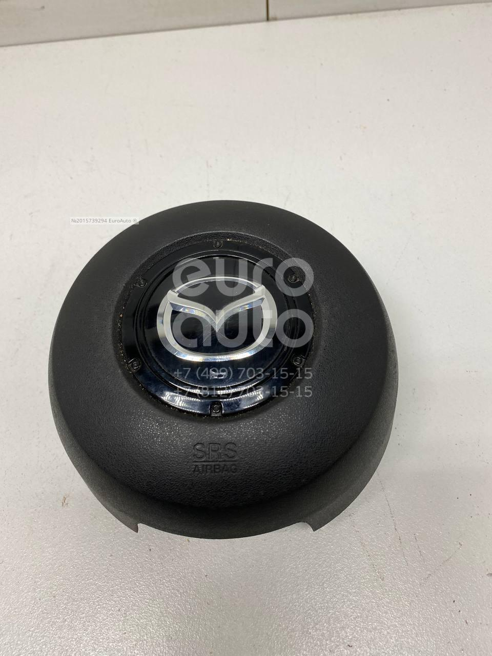 Подушка безопасности в рулевое колесо для Mazda CX 7 2007-2012 - Фото №1