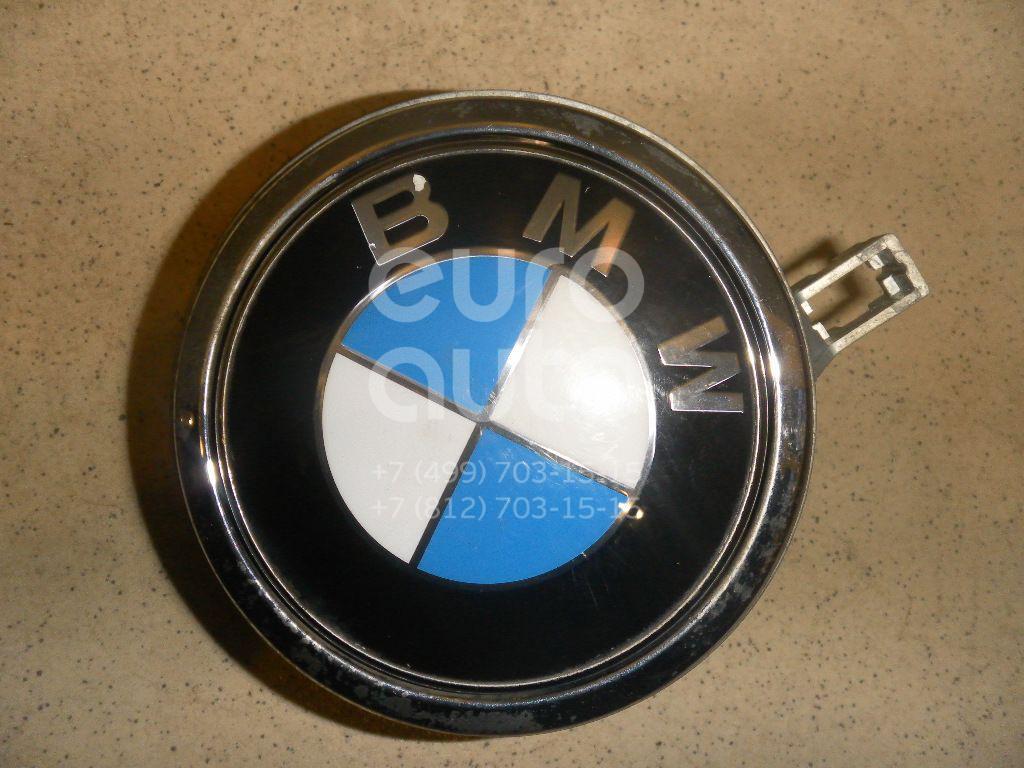 Ручка двери багажника наружная для BMW 1-серия E87/E81 2004-2011 - Фото №1
