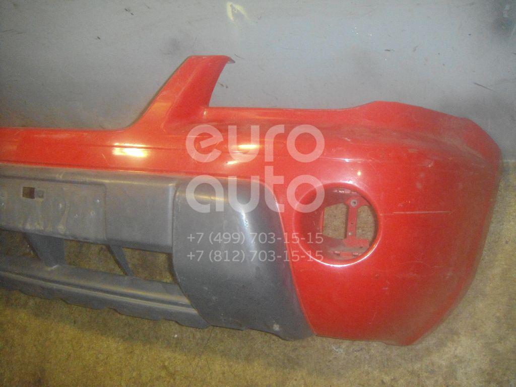 Бампер передний для Nissan X-Trail (T30) 2001-2006 - Фото №1