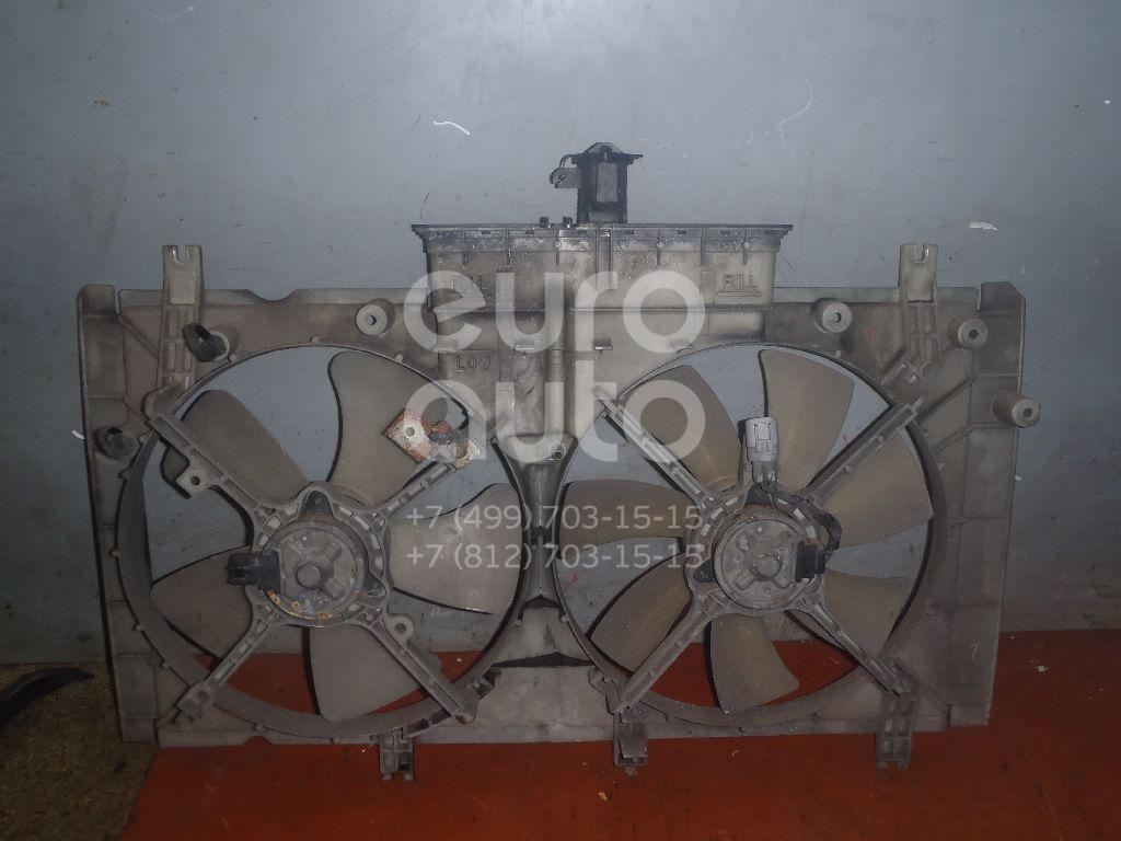 Вентилятор радиатора для Mazda Mazda 6 (GG) 2002-2007 - Фото №1