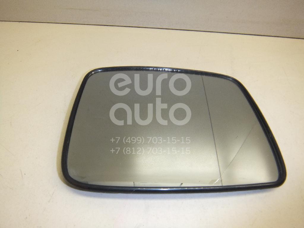 Стекло зеркала электрического левого для Nissan X-Trail (T30) 2001-2006 - Фото №1