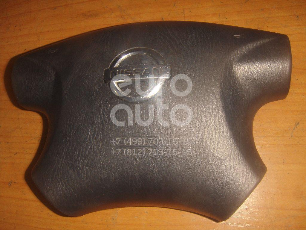 Подушка безопасности в рулевое колесо для Nissan X-Trail (T30) 2001-2006 - Фото №1