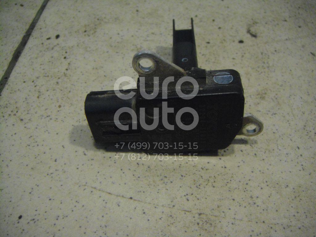 Расходомер воздуха (массметр) для Toyota RAV 4 2006-2013;Camry V40 2006-2011;Previa 2000>;Auris (E15) 2006-2012;Corolla E15 2006-2013;Yaris 2005-2011;GS 300/400/430 2005-2012;IS 250/350 2005-2013;Avensis III 2009>;RX 350/450H 2009> - Фото №1