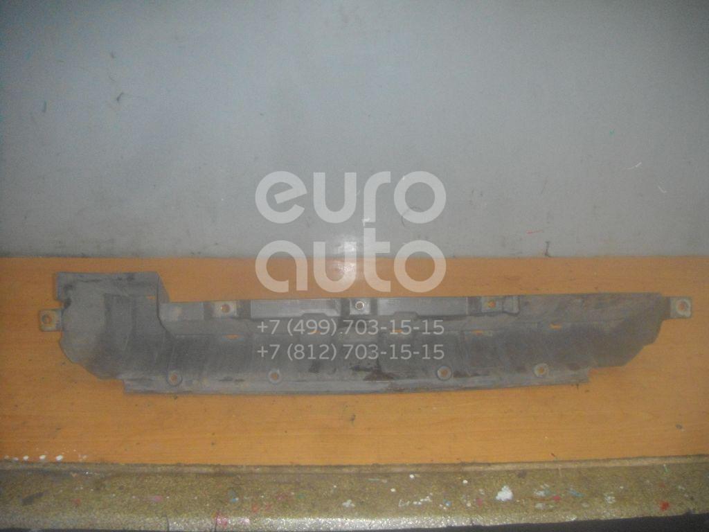 Накладка заднего бампера для Nissan X-Trail (T30) 2001-2006 - Фото №1