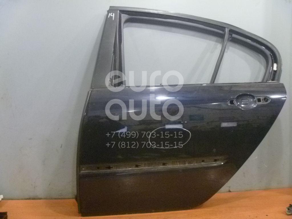 Дверь задняя левая для Renault Laguna III 2008-2015 - Фото №1