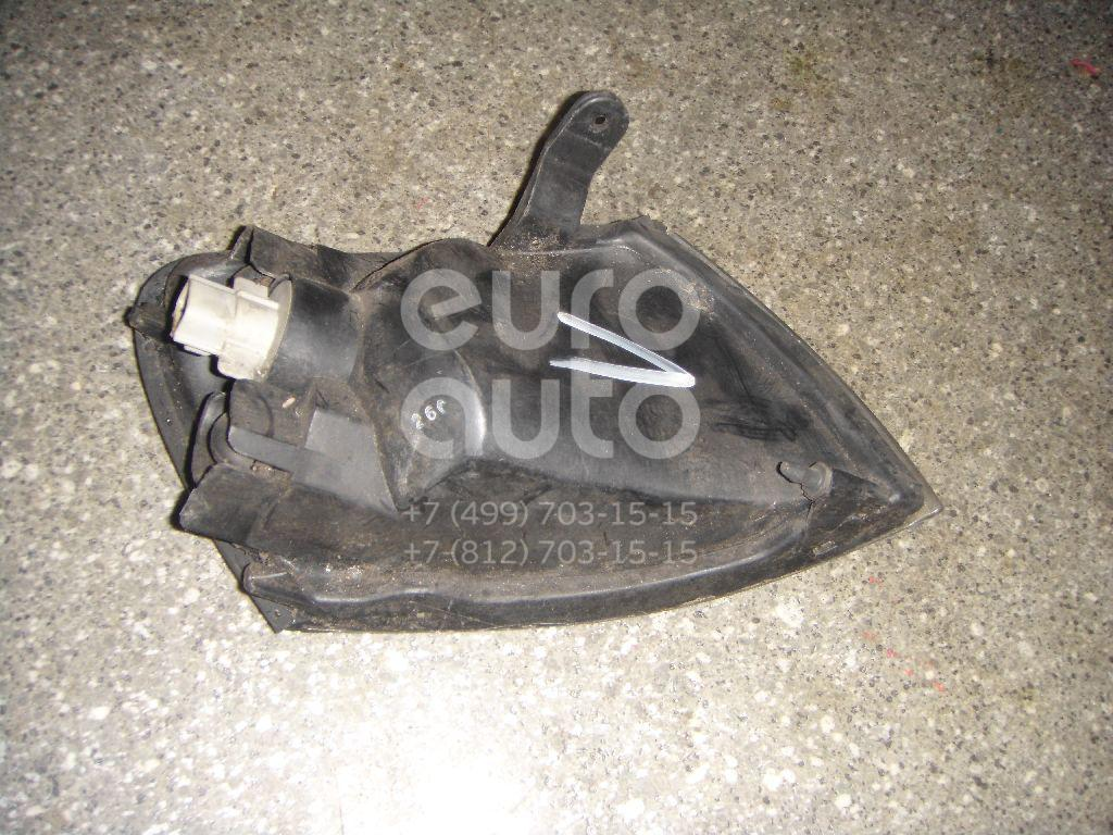 Указатель поворота левый белый для Toyota Carina E 1992-1997 - Фото №1