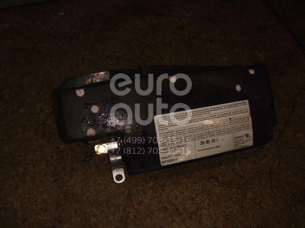 Подушка безопасности боковая (в сиденье) для Skoda Passat [B5] 2000-2005;Superb 2002-2008 - Фото №1