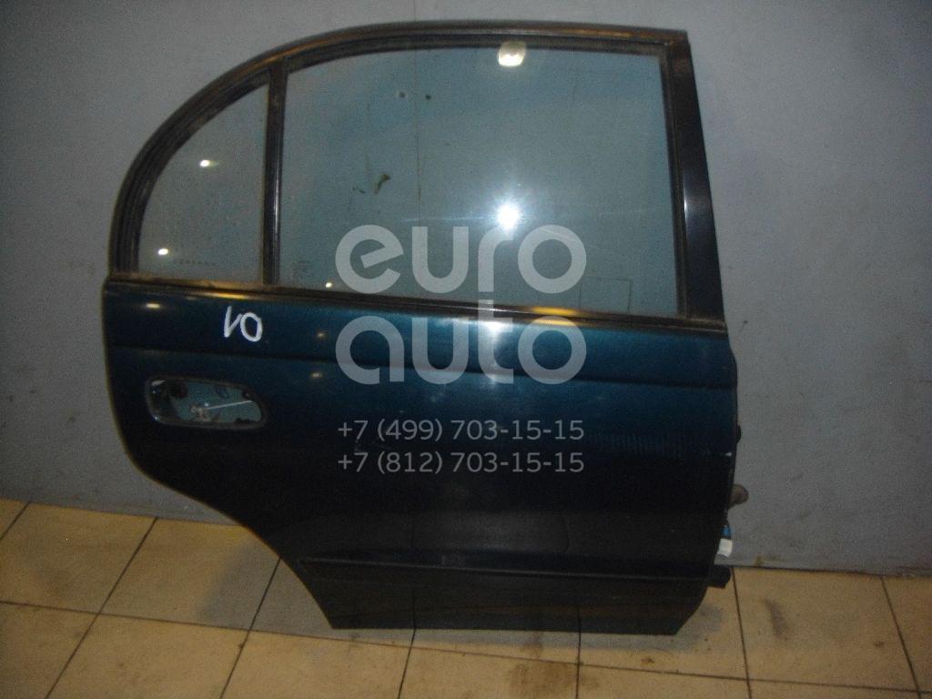 Дверь задняя правая для Toyota Carina E 1992-1997 - Фото №1