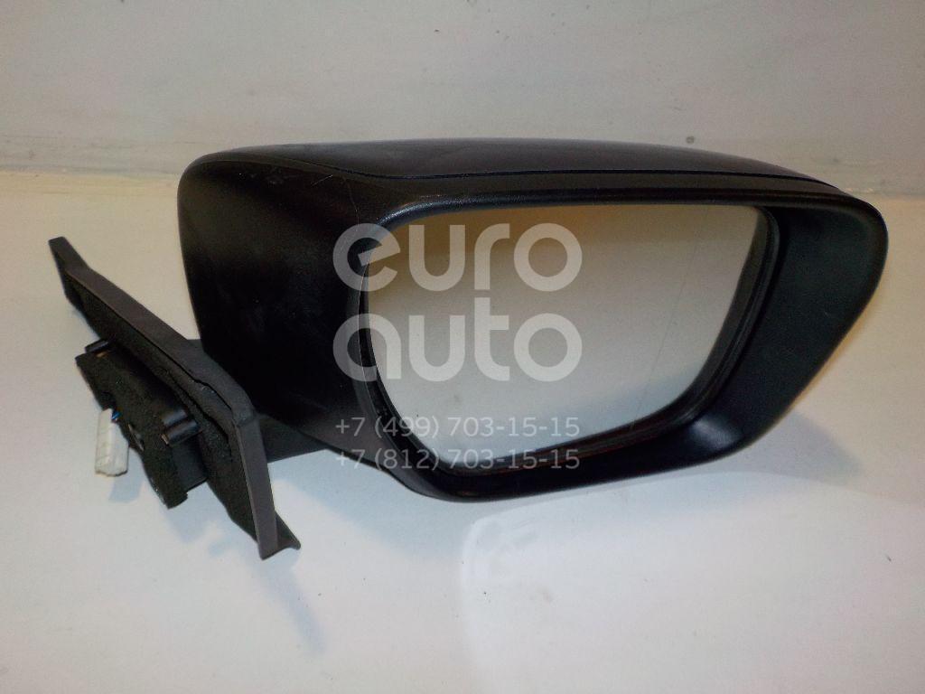 Зеркало правое электрическое для Mazda Mazda 5 (CR) 2005-2010 - Фото №1