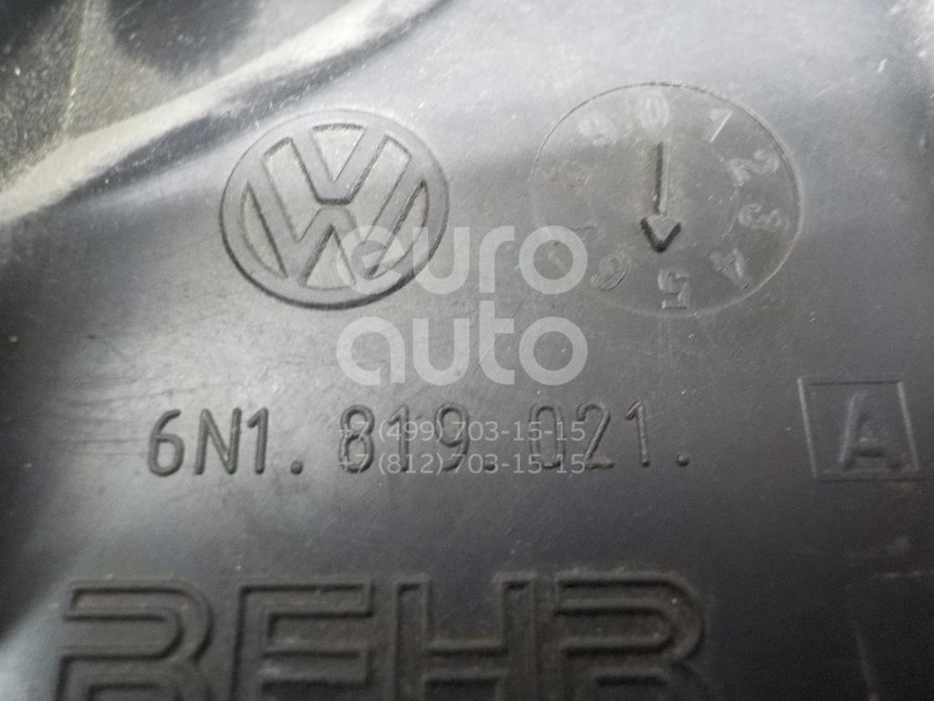 Моторчик отопителя для VW,Seat Polo 1999-2001;Arosa 1997-2004;Polo Classic 1995-2002;Ibiza III 1999-2002;Cordoba 1999-2002 - Фото №1