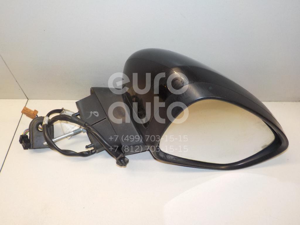 Зеркало правое электрическое для Citroen C3 2009-2016 - Фото №1