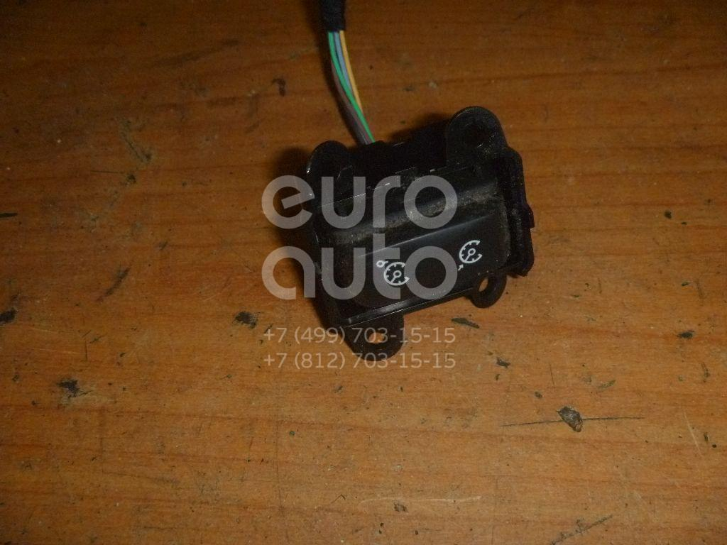 Кнопка освещения панели приборов для Renault Laguna III 2008-2015 - Фото №1