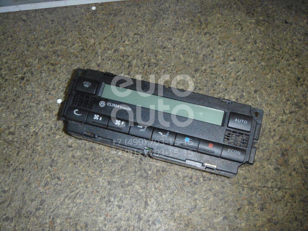 Блок управления климатической установкой для VW Passat [B5] 2000-2005 - Фото №1