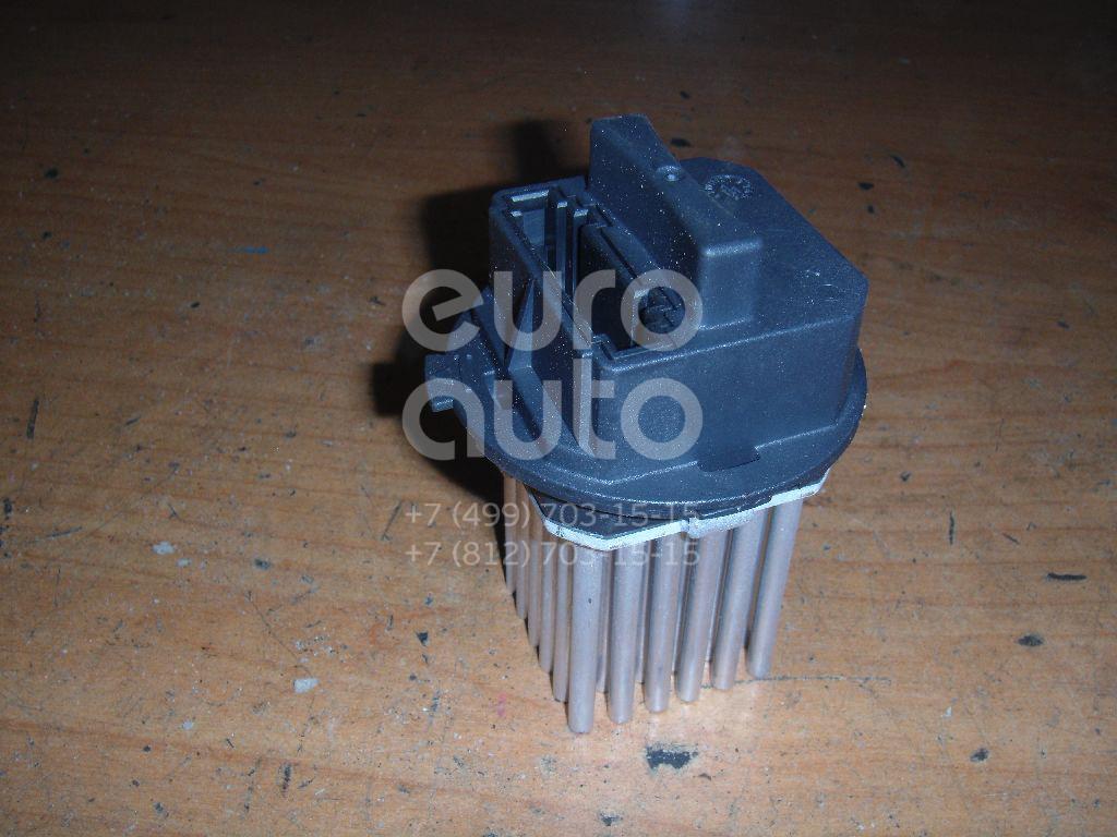 Резистор отопителя для Citroen C3 2009-2016 - Фото №1