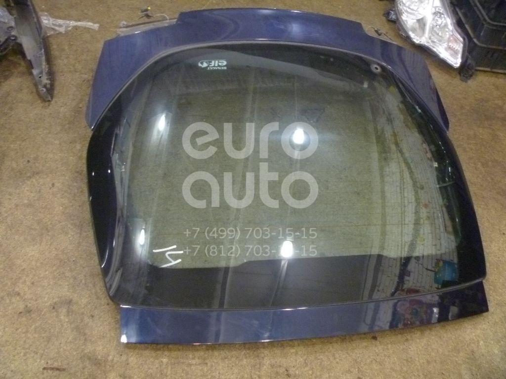 Дверь багажника со стеклом для Renault Laguna III 2008-2015 - Фото №1