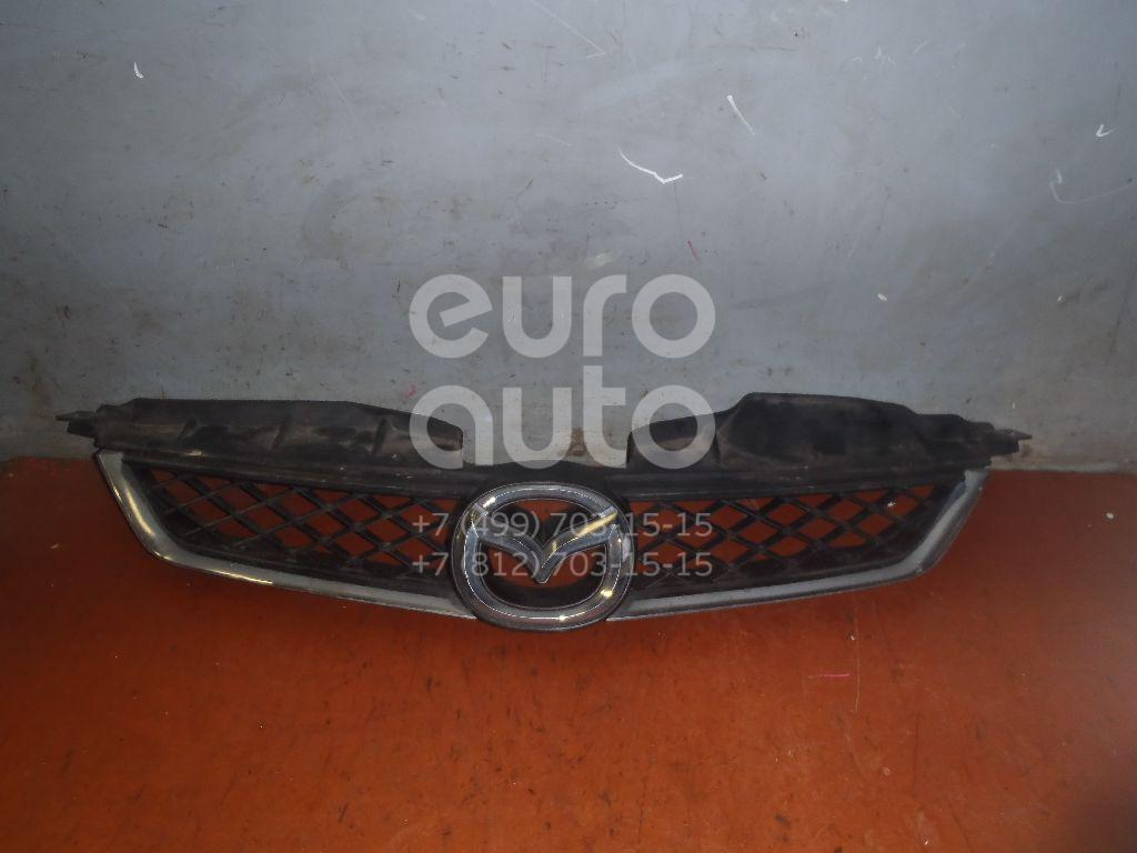Решетка радиатора для Mazda Mazda 5 (CR) 2005-2010 - Фото №1