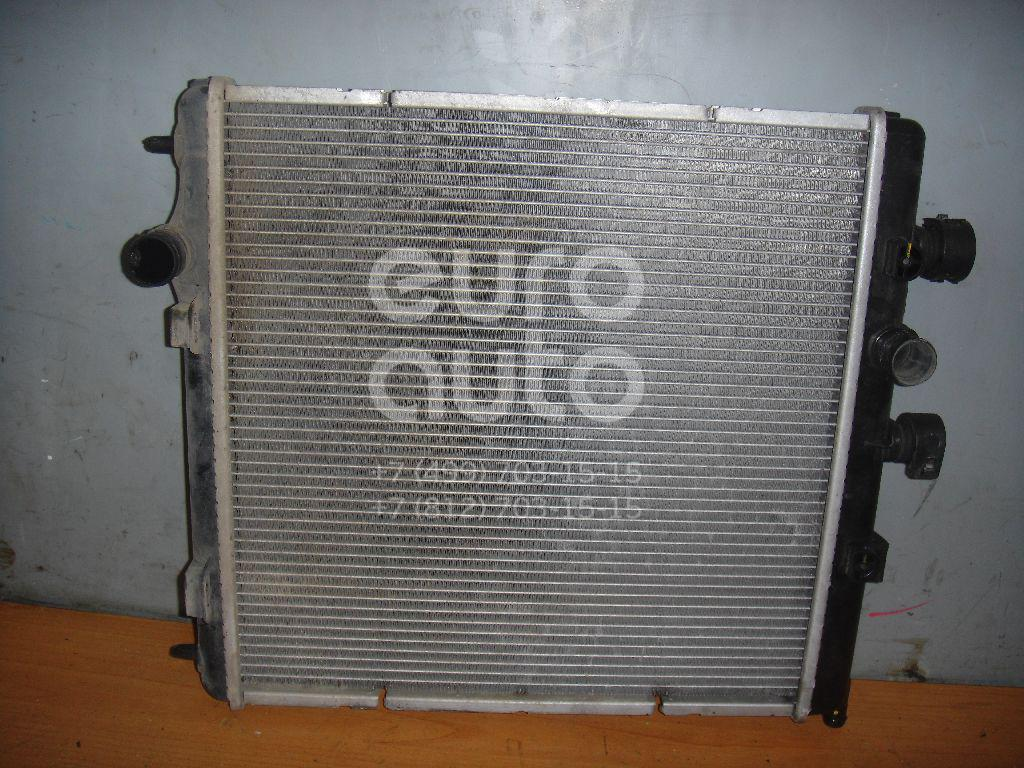 Радиатор основной для Citroen C3 2009-2016 - Фото №1