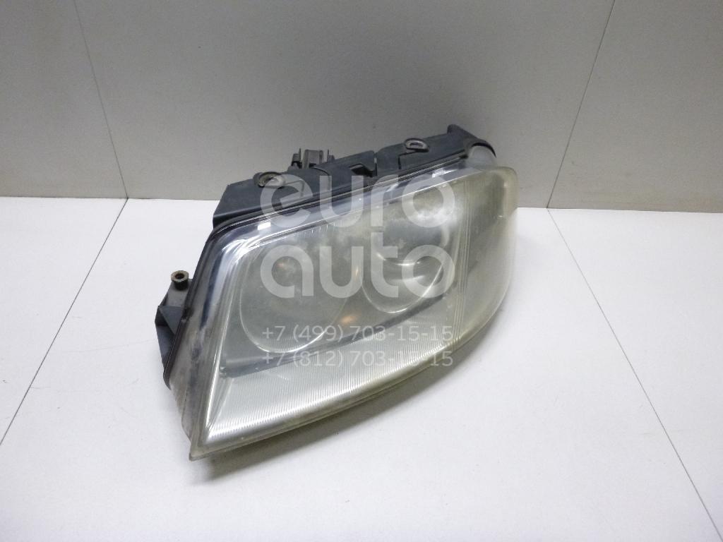 Фара левая для VW Passat [B5] 2000-2005 - Фото №1