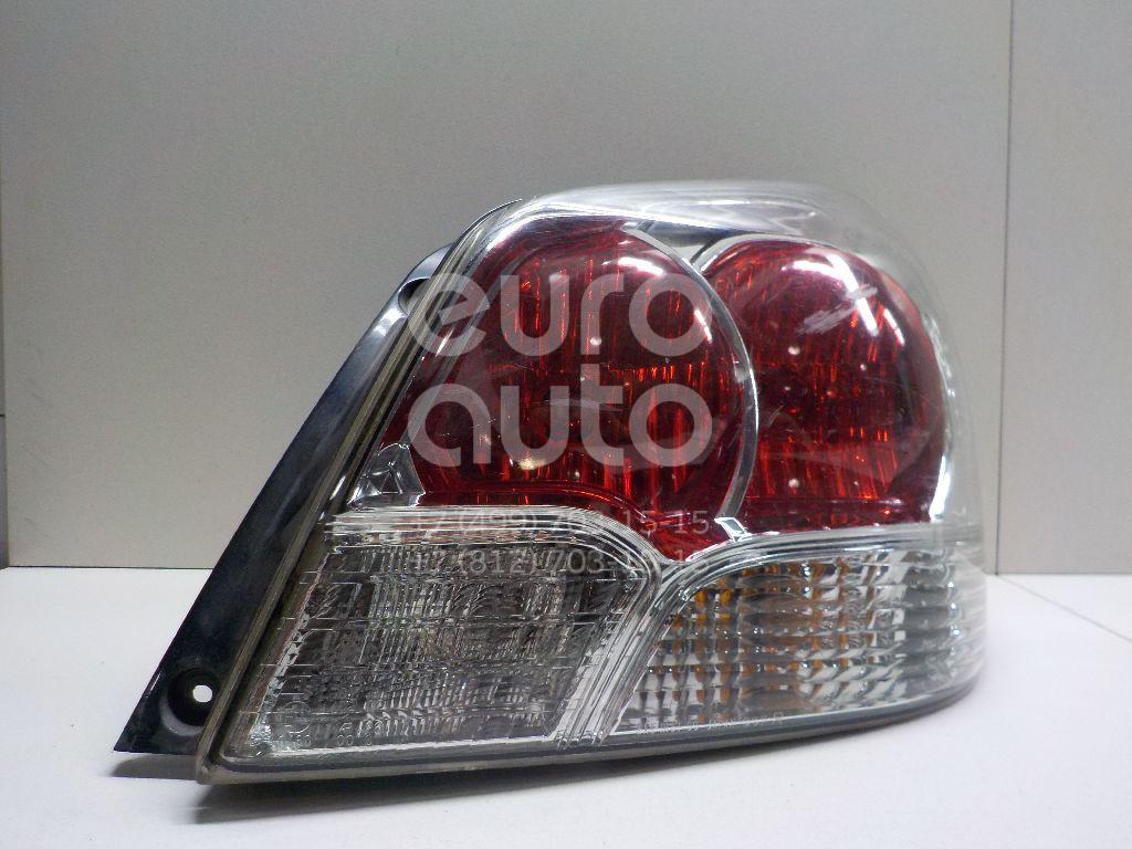 Фонарь задний правый для Mitsubishi Outlander (CU) 2001-2008 - Фото №1
