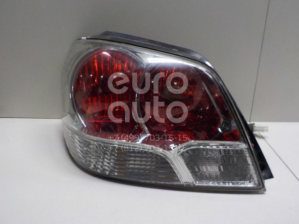 Фонарь задний левый для Mitsubishi Outlander (CU) 2001-2008 - Фото №1