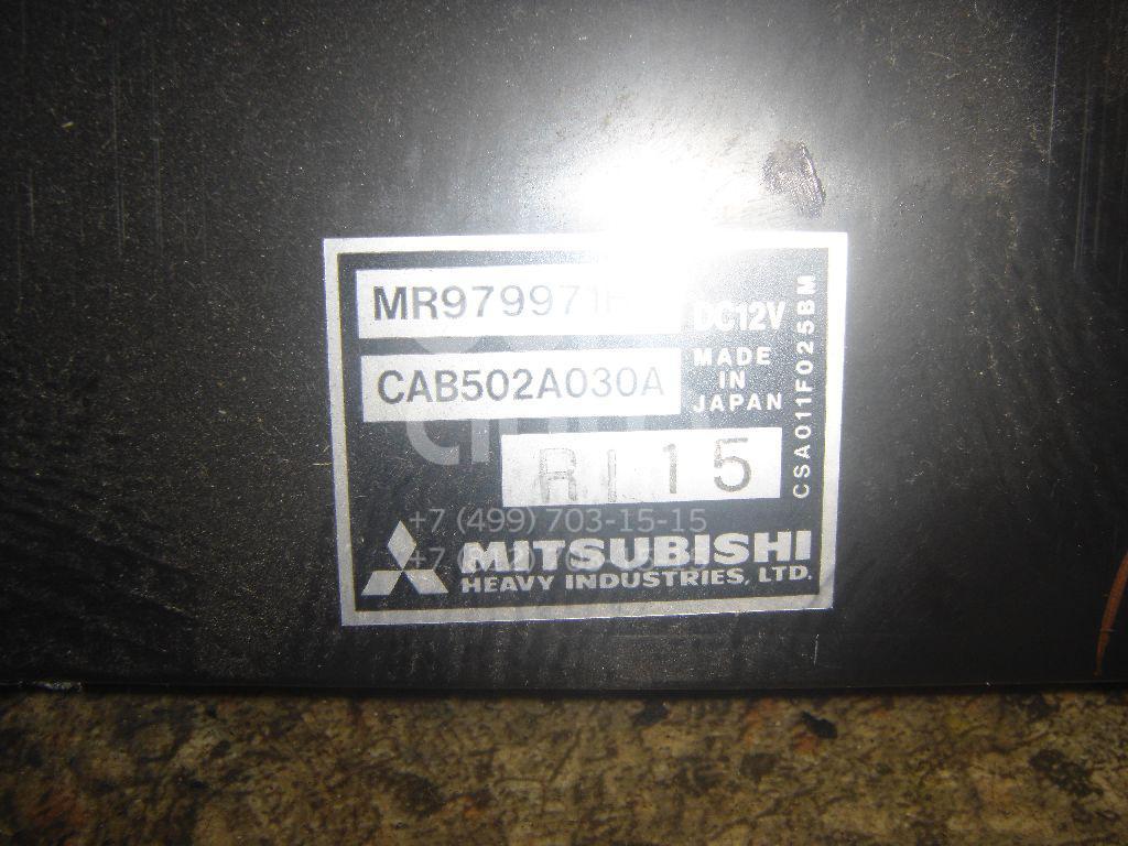 Блок управления климатической установкой для Mitsubishi Outlander (CU) 2001-2008 - Фото №1