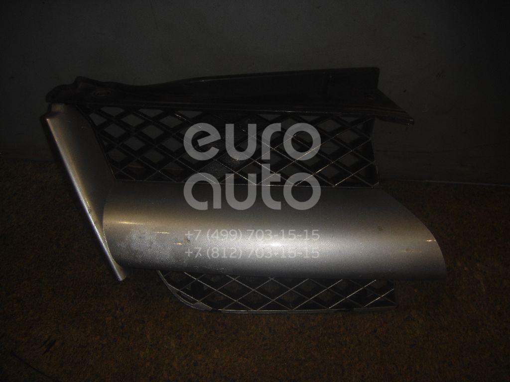 Решетка радиатора правая для Mitsubishi Outlander (CU) 2003-2009 - Фото №1