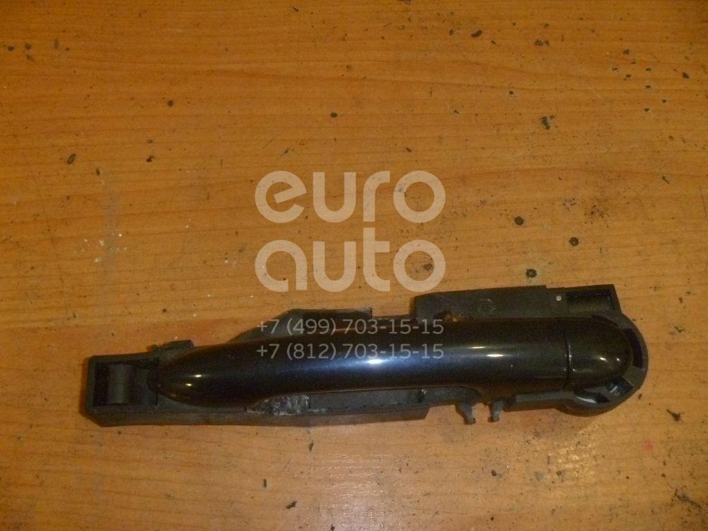Ручка двери задней наружная правая для Renault Laguna III 2008-2015 - Фото №1